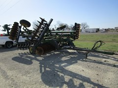 Disk Harrow For Sale John Deere 650