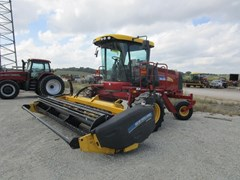 Windrower-Self Propelled For Sale 2014 New Holland H8040