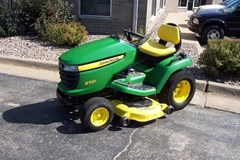Riding Mower For Sale 2007 John Deere X500 , 25 HP