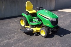 Riding Mower For Sale 2016 John Deere X584 , 24 HP