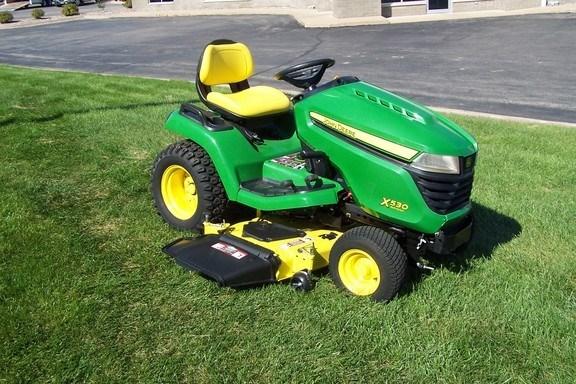 2014 John Deere X530 Riding Mower For Sale