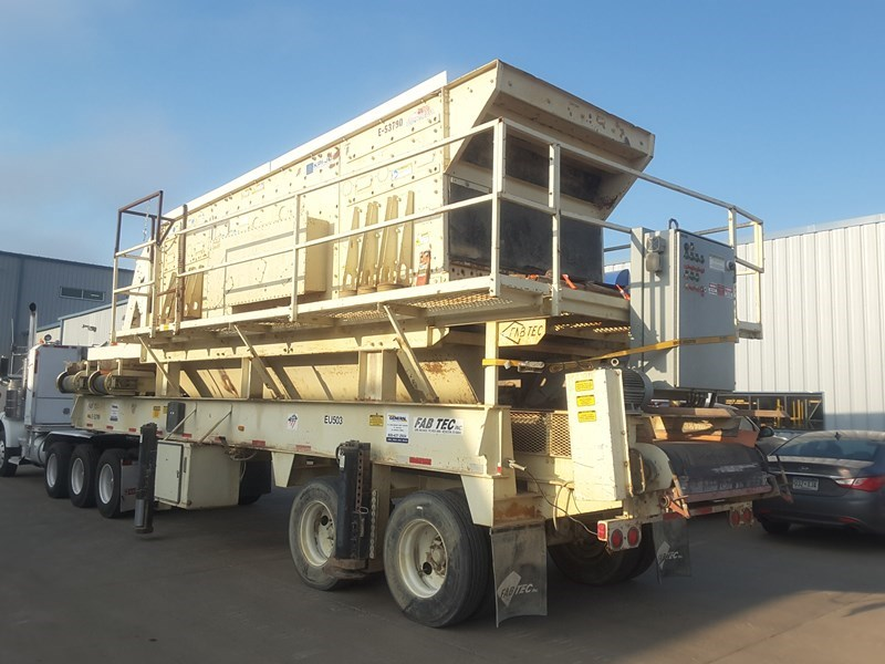 2013 Other 7203-38 Screening Plant For Sale
