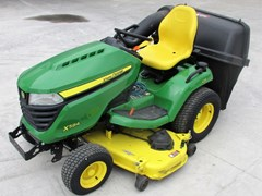 Riding Mower For Sale 2016 John Deere X584 , 24 HP