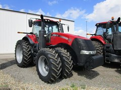 Tractor For Sale 2016 Case IH MAGNUM 380 CVT , 380 HP