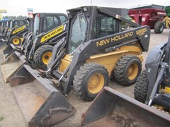 Skid Steer For Sale 1995 New Holland LX885 , 60 HP
