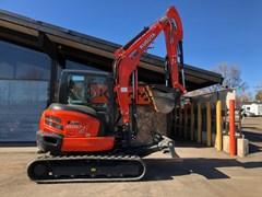 Excavator-Mini  2019 Kubota KX057 , 47 HP