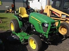 Tractor - Compact Utility For Sale 2014 John Deere 2025R , 24 HP