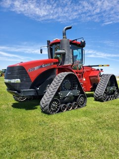 Tractor For Sale 2015 Case IH STGR 420RT , 420 HP