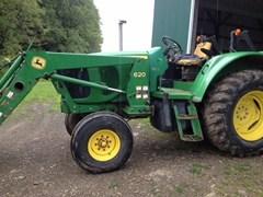 Tractor For Sale 2005 John Deere 6215 , 72 HP