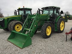 Tractor For Sale 2018 John Deere 6145R , 145 HP