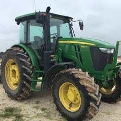 Tractor For Sale 2016 John Deere 6120E