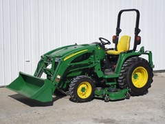 Tractor - Compact For Sale 2014 John Deere 3039R , 39 HP