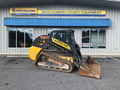 Skid Steer-Track For Sale:  2014 New Holland C238 , 84 HP
