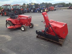 Riding Mower For Sale:  1990 Gravely 16-G , 16 HP