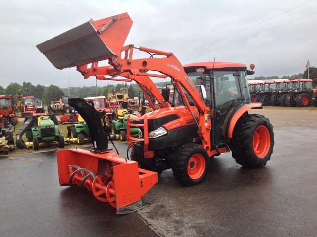 2007 Kubota L3540HSTC Tractor For Sale