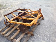 Disk Harrow For Sale:   Woods 3PT