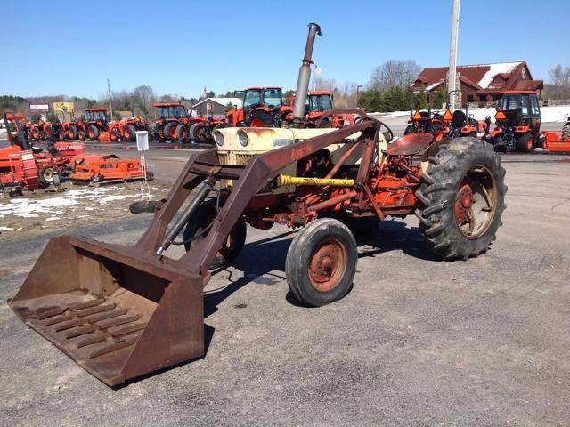 1964 Case 440 Tractor For Sale