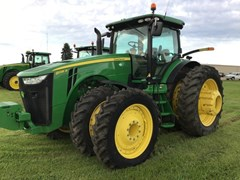 Tractor - Row Crop For Sale 2013 John Deere 8335R , 335 HP
