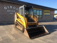 Skid Steer-Track For Sale:  2004 Mustang MTL16 , 66 HP