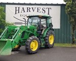 Tractor For Sale: 2014 John Deere 5085E, 85 HP