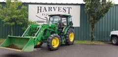 Tractor For Sale:  2014 John Deere 5085E , 85 HP