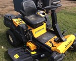 Riding Mower For Sale: 2014 Cub Cadet ZF S48 KW PRO, 24 HP