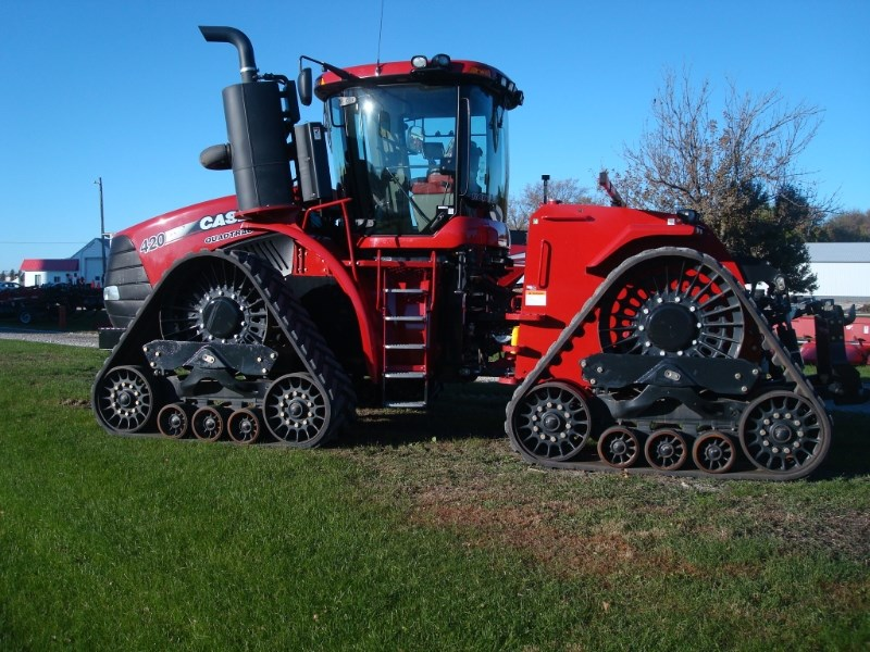 2015 Case IH STGR 420QT Tractor For Sale