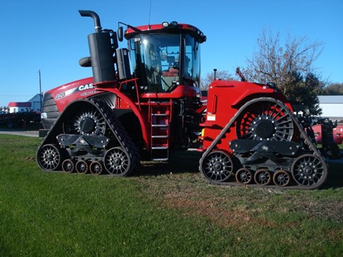 Tractor For Sale:  2015 Case IH STGR 420QT , 420 HP