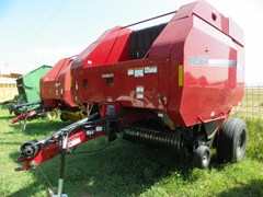 Baler-Round For Sale 2008 Case IH RB564