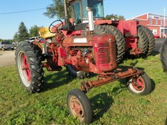 Tractor For Sale International Super C