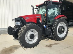 Tractor For Sale 2016 Case IH MAXXUM 125 , 125 HP