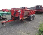 Manure Spreader-Dry/Pull Type For Sale: 2012 Kuhn Knight 8118
