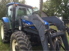 Tractor For Sale 2006 New Holland TS115A , 115 HP