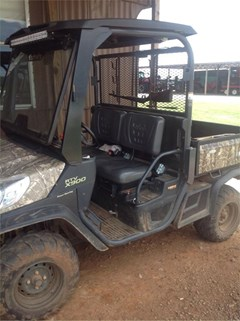 Utility Vehicle For Sale 2015 Kubota RTVX900R