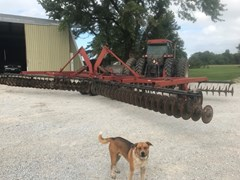 Disk Harrow For Sale 1988 Case IH 496 HP