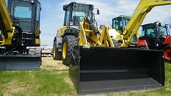 Wheel Loader For Sale 2018 Yanmar V12 , 100 HP