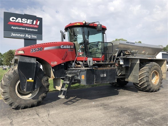 2013 Case IH TITAN 3530 Floater/High Clearance Spreader For Sale