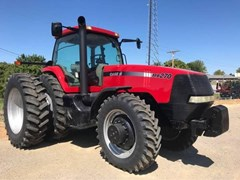 Tractor For Sale 2002 Case IH MX270 , 235 HP