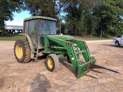 Tractor For Sale 1993 John Deere 6300 , 90 HP
