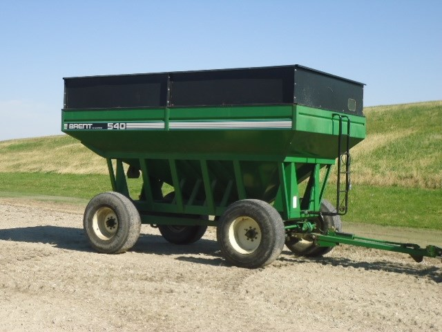 1995 Brent 540 Wagon For Sale