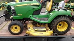 Riding Mower For Sale 2007 John Deere X728 , 24 HP