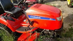 Riding Mower For Sale 2008 Simplicity Legacy XL-27 Koh , 27 HP