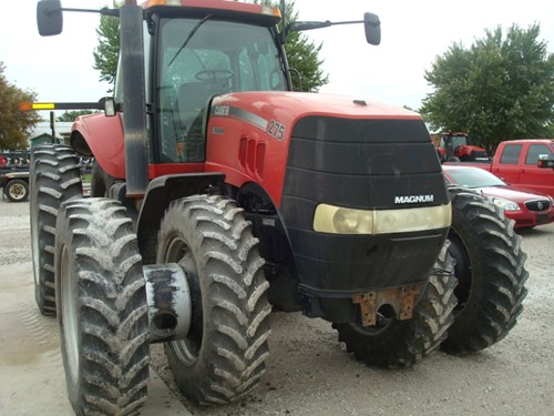 Tractor For Sale:  2006 Case IH 275 MAG , 275 HP