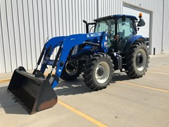 Tractor For Sale 2016 New Holland T6.180 , 145 HP