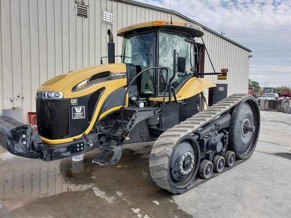 2009 Challenger MT765C Tractor For Sale