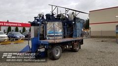 Berry Harvester-Self Propelled For Sale 1989 Korvan 9000