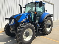 Tractor For Sale 2017 New Holland T5.120 , 117 HP