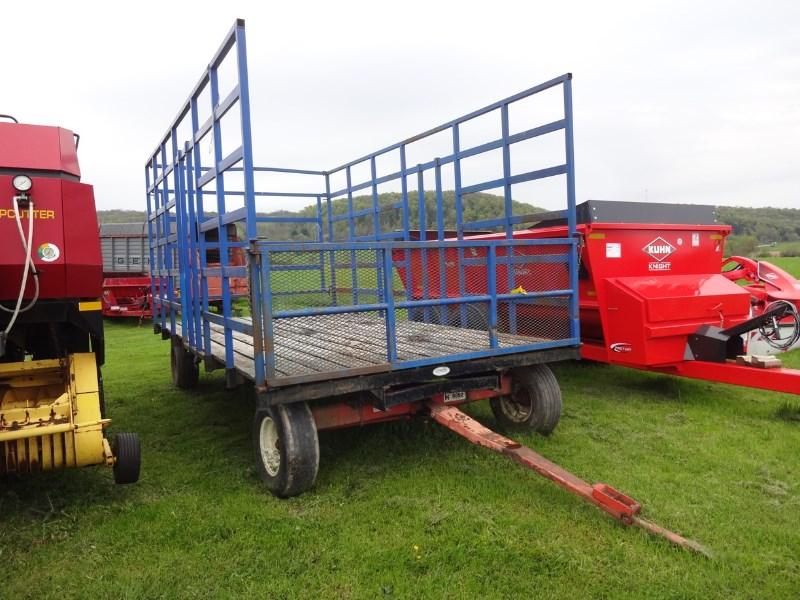 2008 Liberty 9x18 Wagon For Sale