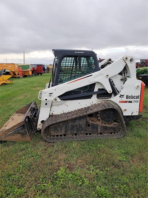 2010 Bobcat T650 Skid Steer-Track For Sale