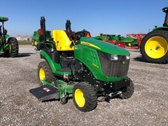 Tractor For Sale 2016 John Deere 1025R , 23 HP